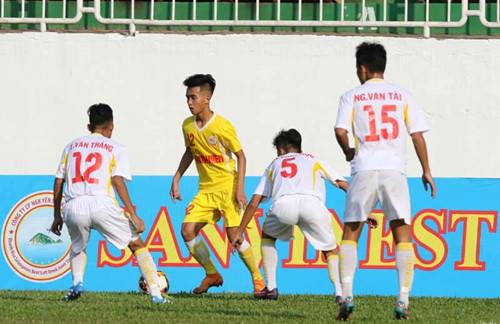 [Video] Highlight | U.19 SLNA - U.19 Hà Nội | Cùng chia điểm với tỉ số hòa 1-1