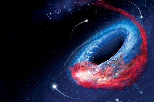 Hố đen có thực sự là 'cánh cổng' sang vũ trụ khác?