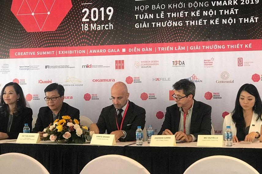 Tuần lễ thiết kế nội thất Việt Nam 2019 lần đầu tiên tổ chức tại TP.HCM