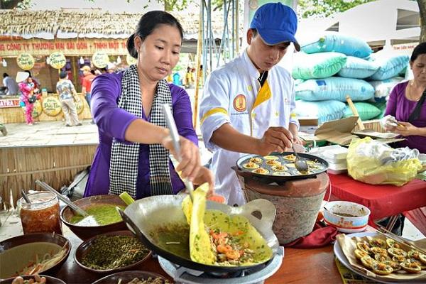 """Lễ hội Bánh dân gian Nam bộ năm 2019 đậm đà """"Hương sắc phương Nam"""""""