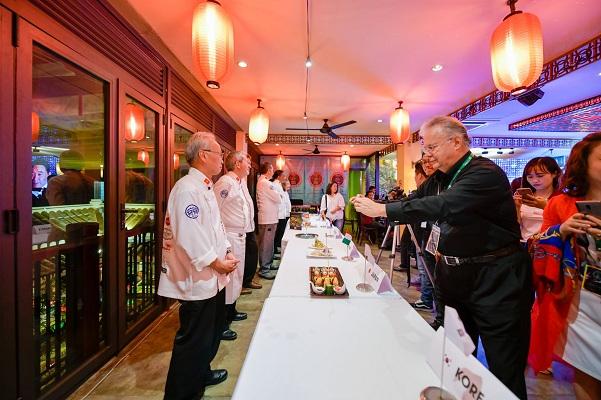 Lễ hội ẩm thực Quốc tế lần đầu đến với TP. Đà Nẵng