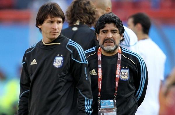 Diego Maradona chỉ trích Messi và đồng đội sau trận thua muối mặt của Argentina
