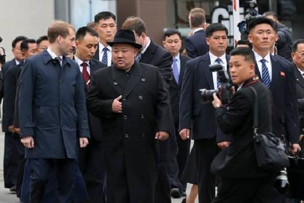 300 nhà báo tới Vladivostok đưa tin tại Hội nghị thượng đỉnh Nga - Triều