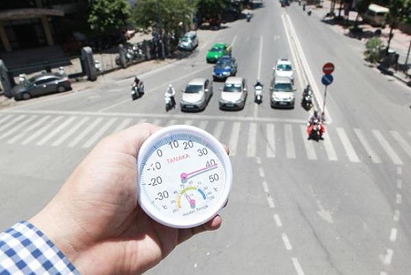 Các chuyên gia khí tượng lý giải đợt nắng nóng kỷ lục của Việt Nam