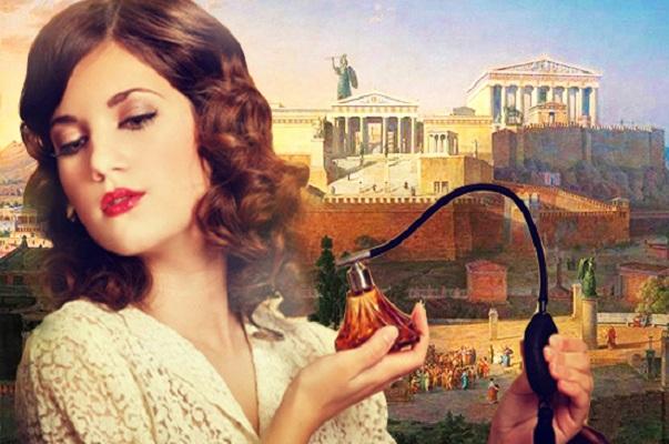 Ngược dòng lịch sử để vén bức màn bí ẩn về nguồn gốc của nước hoa