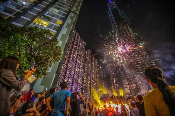 TP.HCM sẽ bắn pháo hoa giao thừa tại tòa nhà cao nhất Việt Nam