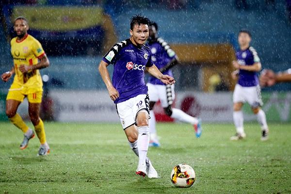 Quang Hải vẫn tịt ngòi sau trận thắng kinh hoàng của CLB Hà Nội?