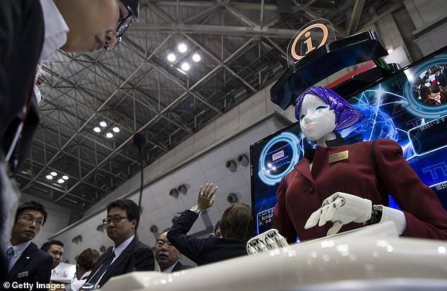 Nhật Bản sẽ có Robot đón khách tại Olympic 2020
