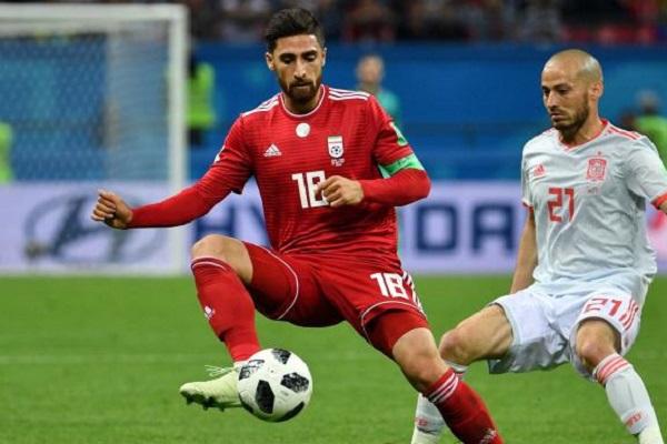 Sao Ngoại hạng Anh tái xuất ở cuộc đấu Việt Nam - Iran