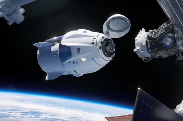 Space X của tỷ phú Elon Musk phóng thành công tàu vũ trụ Crew Dragon