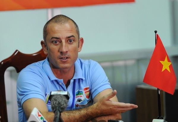 Thầy Giôm dẫn dắt U19 Việt Nam đấu Trung Quốc và Thái Lan