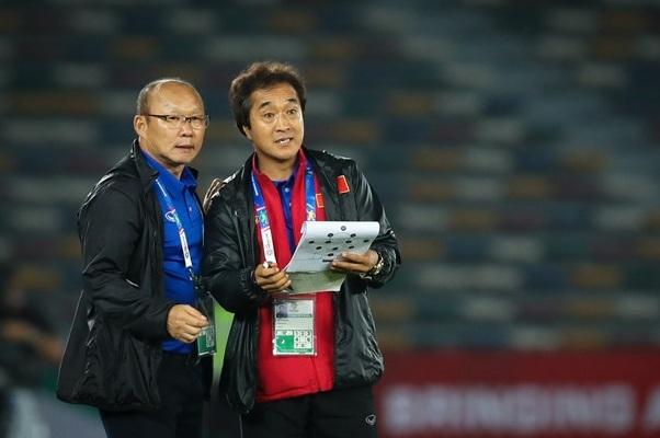 Trợ lý số 1 của HLV Park Hang-seo dẫn dắt tuyển U22 VN tại SEA Games 30