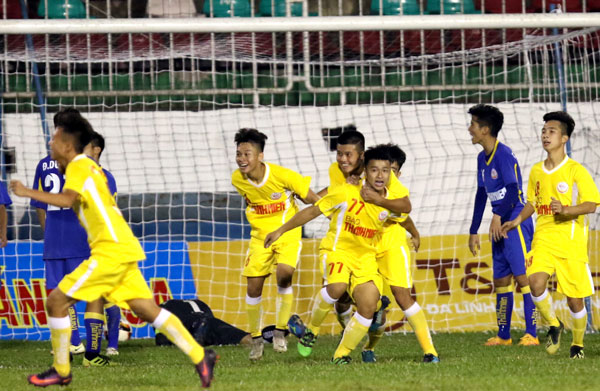 [ Trực tiếp ] VCK U.19 Quốc gia 2019 | U.19 SLNA - U.19 Hà Nội