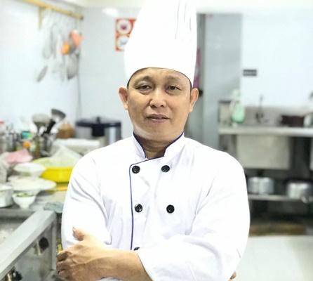 Bếp trưởng Michelin Bình và câu chuyện tình yêu cùng steak