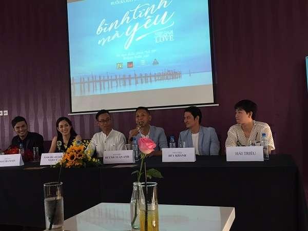 Sau 'Lô tô', Huỳnh Tuấn Anh trở lại với phim điện ảnh du lịch