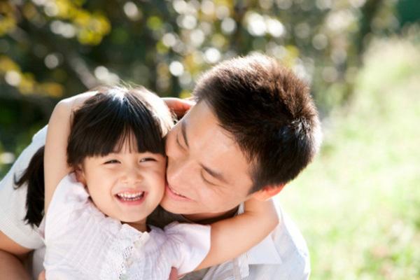 Duyên con gái là nhờ phước cha
