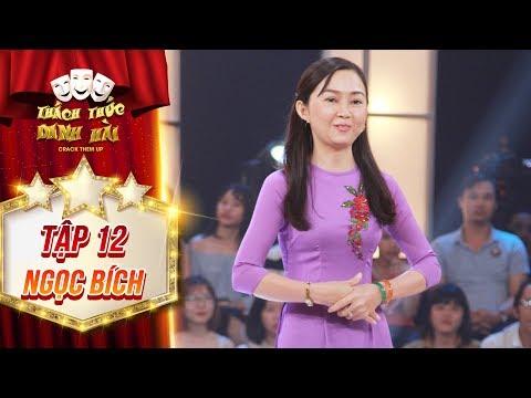 Thách thức danh hài 4| tập 12: Xuất hiện thí sinh chế hit Hari Won