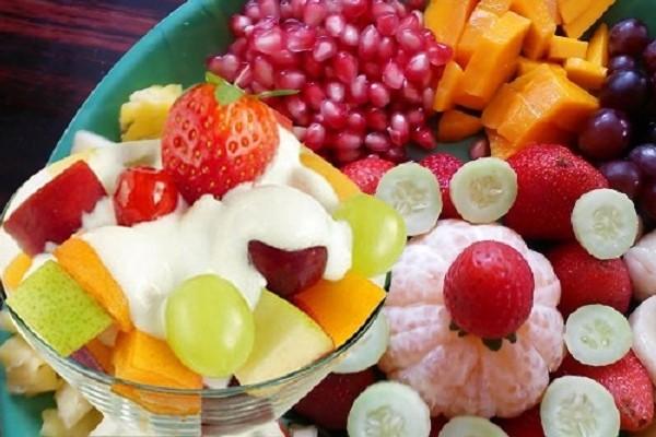 Tự làm kem hoa quả giải nhiệt mùa nóng chỉ trong 5 phút