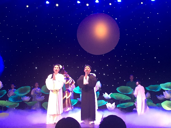 Những người phụ nữ tuyệt đẹp trong vở nhạc kịch 'Tiên Nga'