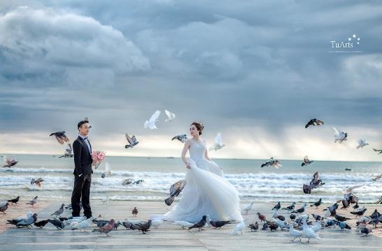 Những điểm chụp ảnh cưới tuyệt đẹp khiến ai cũng ngất ngây