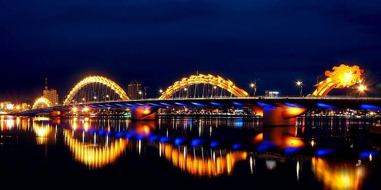 Khám phá những cây cầu nổi tiếng ở Đà Nẵng
