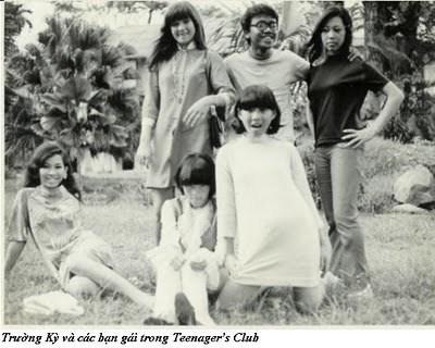 Kỳ 6: Một thời nhạc trẻ - Trường Kỳ