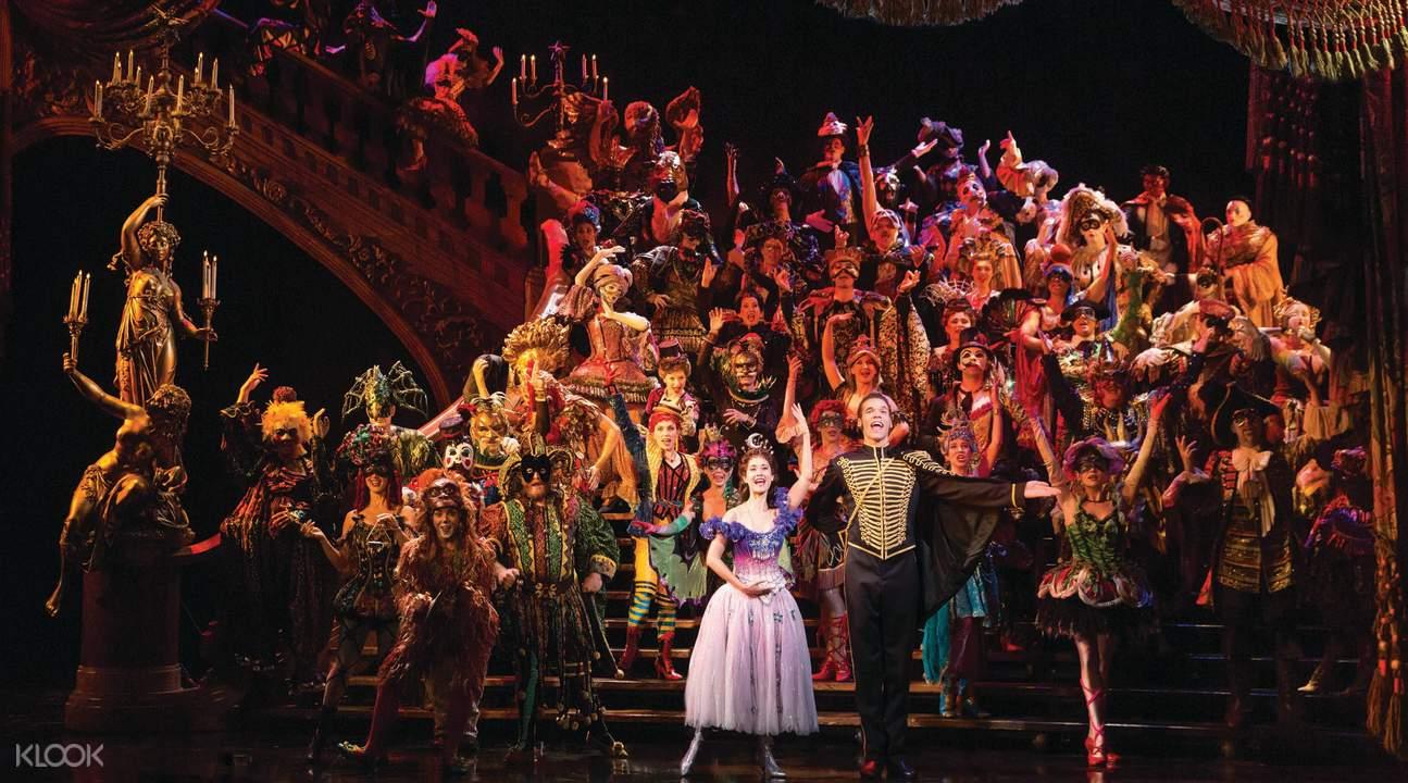 Sân khấu kịch Broadway - mơ ước của mọi ngôi sao điện ảnh