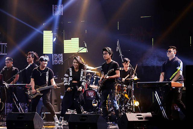 Sự trở lại của liên hoan các ban nhạc toàn quốc
