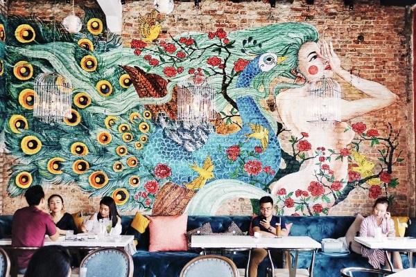 Những điểm check-in cà phê hot nhất tại Sài Gòn