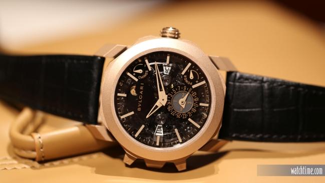 Ngắm chiếc đồng hồ phức tạp nhất mà Bulgari từng sản xuất