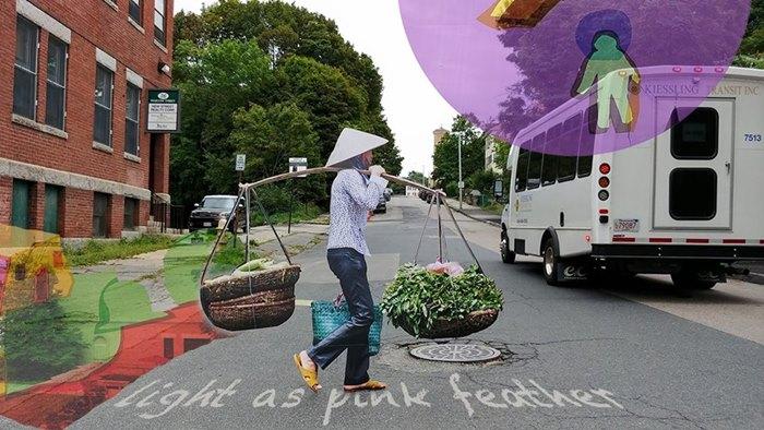 Triễn lãm tôn vinh tính cách lạc quan của người Việt trên đất Mỹ