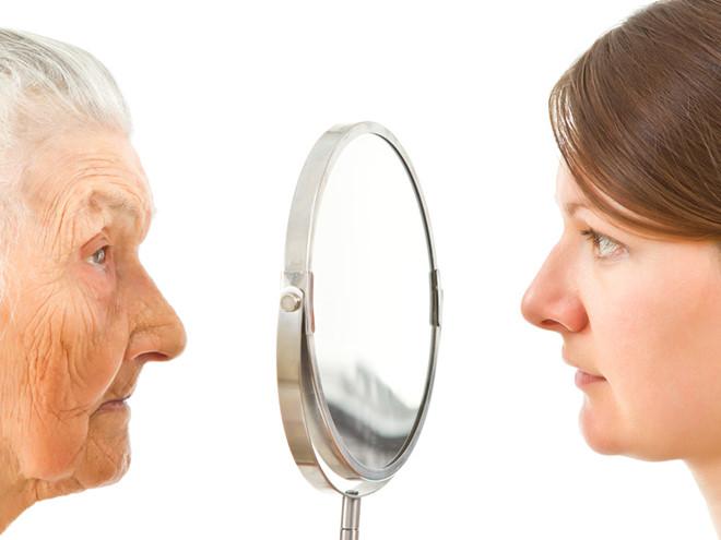 Ba dấu hiệu chứng tỏ bạn đang già nhanh