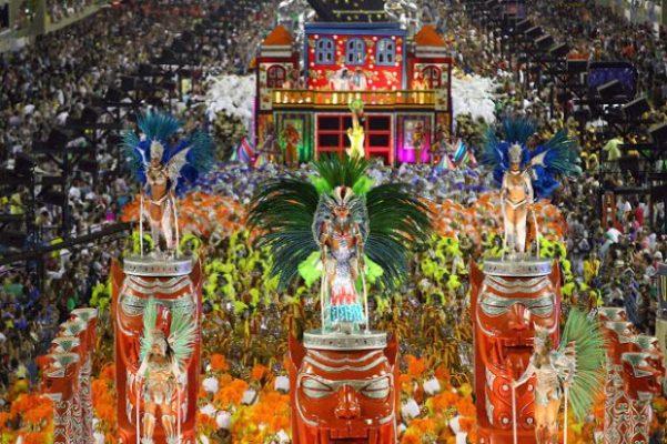 Những lễ hội đặc biệt trên thế giới diễn ra dịp đầu năm