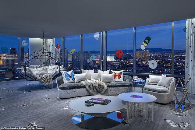 Những nét nghệ thuật đặc sắc của phòng khách sạn đắt nhất thế giới