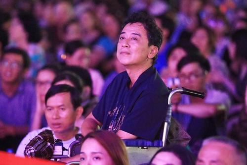 Sài Gòn: Rất nhiều khán giả say mê thưởng thức nhạc Trịnh