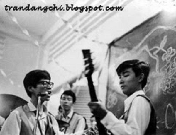 Kỳ 36: Một thời nhạc trẻ - Trường Kỳ
