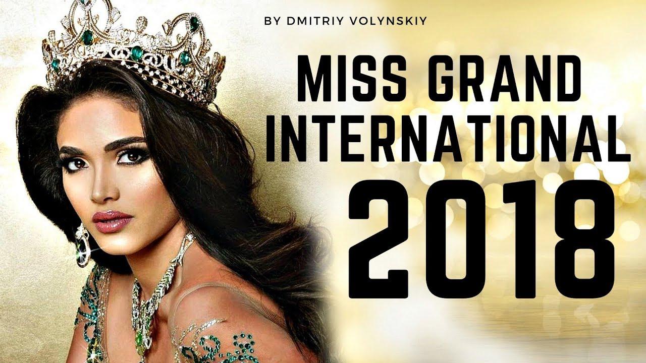 10 mỹ nhân được dự đoán giành ngôi Hoa hậu Hòa bình Quốc tế 2018