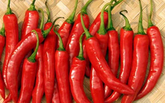 Bất ngờ: Ăn ớt có thể giúp giảm đau