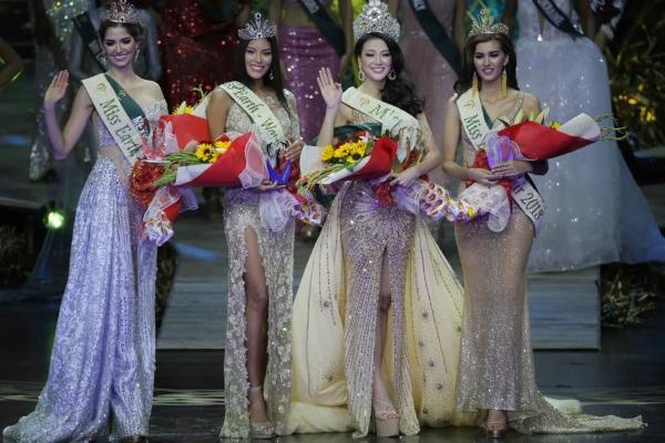 """Nguyễn Phương Khánh """"bận rộn"""" sau đêm đăng quang Miss Earth 2018"""