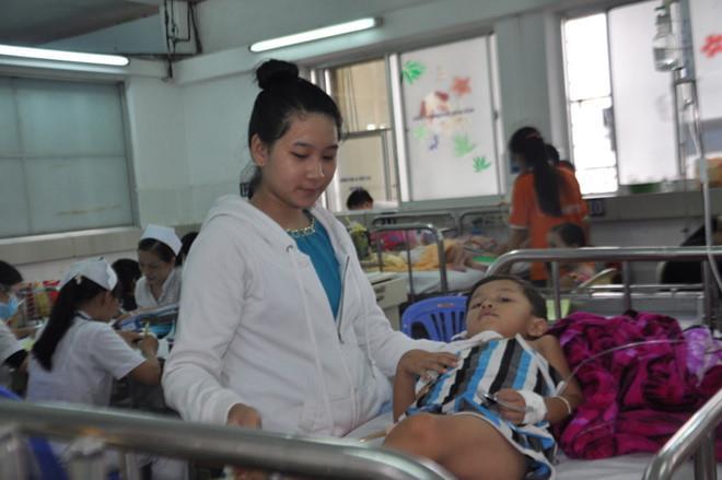 Nguy cơ bùng phát dịch sốt xuất huyết
