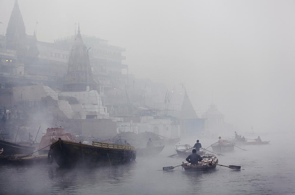 Đâu là thành phố bí ẩn bên sông Hằng?