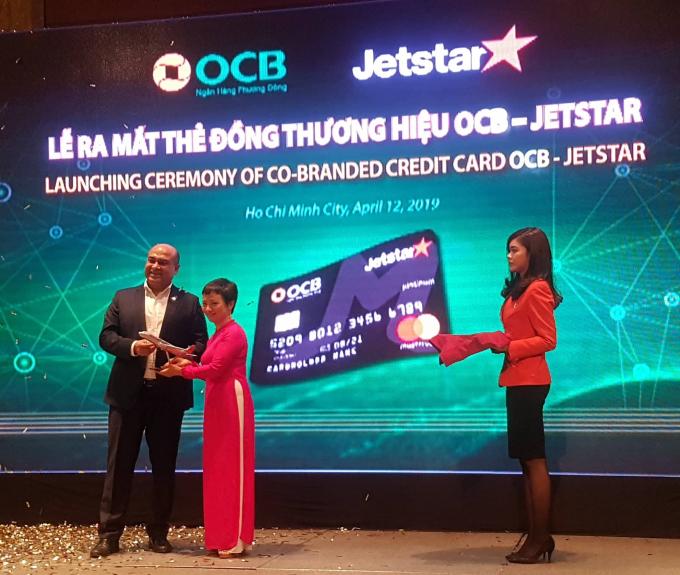 OCB và Jetstar Pacific: Hợp tác triển khai thẻ đồng thương hiệu OCB - Jetstar