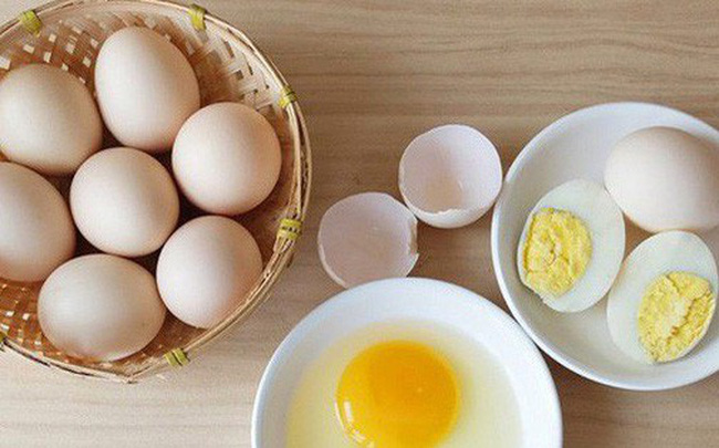 Trứng gà và một số cách ăn sai lầm