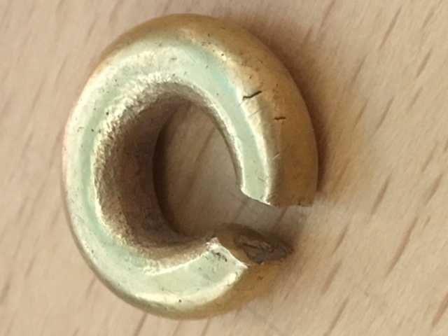 Bất ngờ đào được báu vật 3.000 năm tuổi