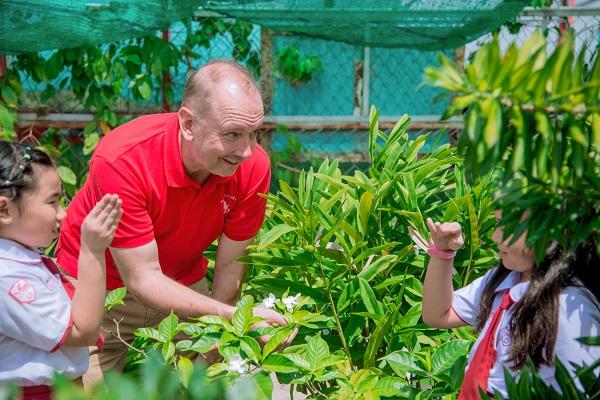 Lần đầu tiên tại Cà Mau xuất hiện kênh truyền hình giáo dục cho trẻ em