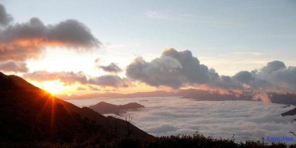 Trekking Tà Chì Nhù để săn đại dương mây