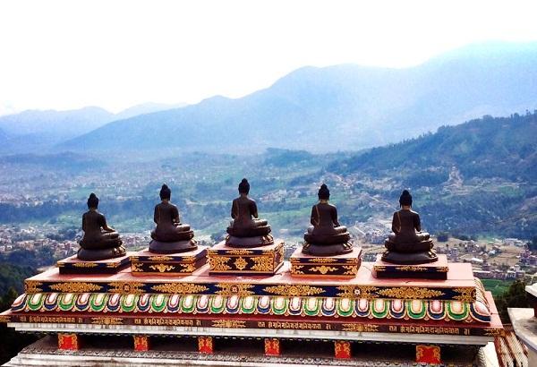 """""""50 sắc thái"""" của bầu trời Nepal"""