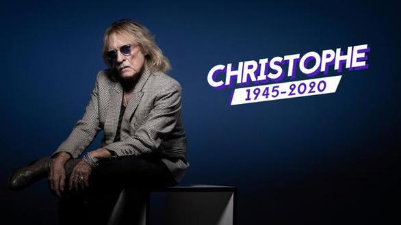 Danh ca, nhạc sĩ Christophe qua đời vì Covid-19