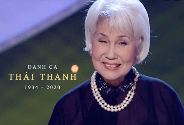 Thái Thanh, huyền thoại đã mất