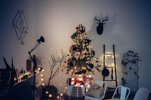 Những quán cà phê sống ảo đẹp lung linh dịp giáng sinh